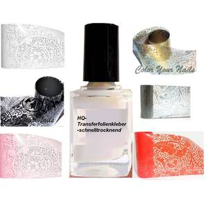 Transferfolien LACE-SET+.10ml...