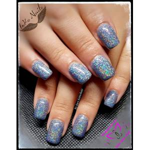 4ml Hologrammgel, Color of Stars Farbauswahl 02- multicolor
