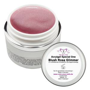 Special One Acrylgel Blush Rosa Glimmer  (Special One...