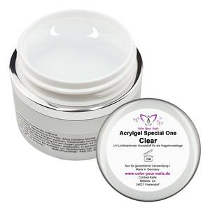 Special One Acrylgel tranparent - Clear, 5g