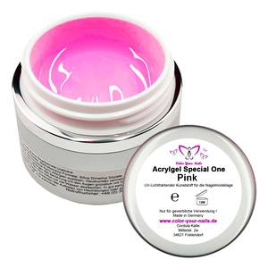 Special One Acrylgel Pink 5g