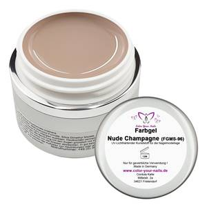 Nude Farbgele Nude Champagne (FGMS-96)
