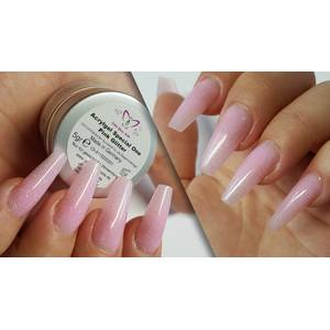 Special One Acrylgel Pink Glitter 15g